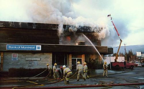 Bank of Montreal Fire (1989)