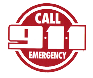 In case of emergency, please call 911
