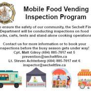 Mobile Food Vending Inspection Program